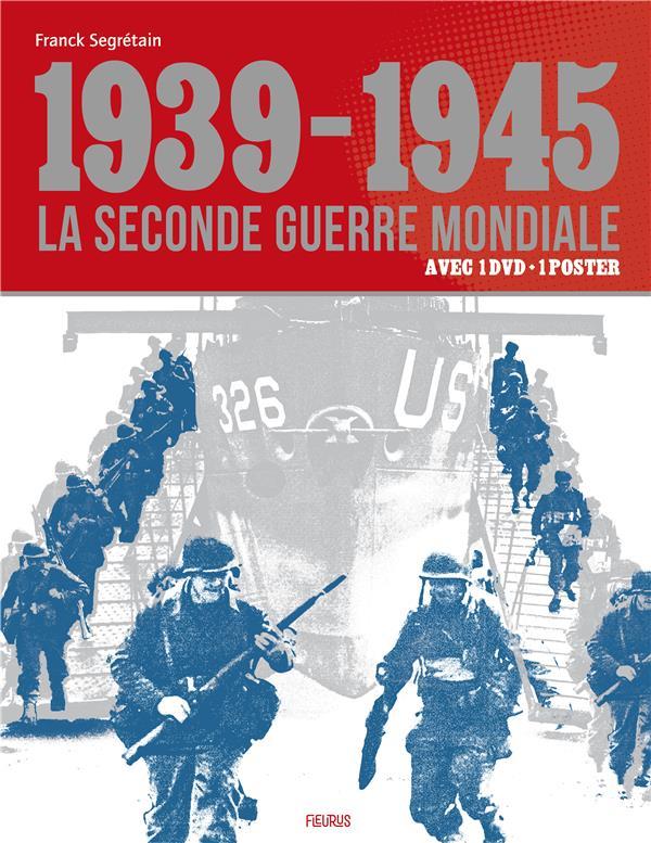 1939-1945, LA SECONDE GUERRE MONDIALE (DVD + POSTER) - NE