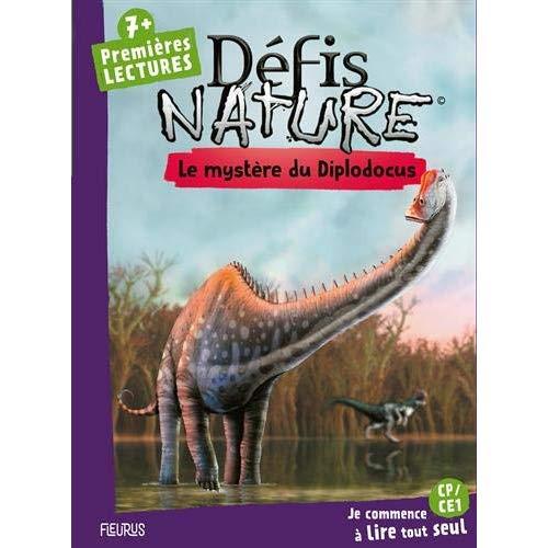 DEFIS NATURE - PREMIERES LECTURES - LE MYSTERE DU DIPLODOCUS