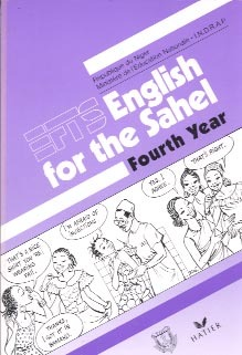 ENGLISH FOR THE SAHEL 3E/4TH YEAR NIGER