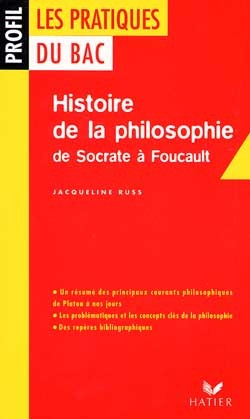 PROFIL LES PRATIQUES DU BAC - HISTOIRE DE LA PHILOSOPHIE