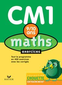 CHOUETTE ENTRAINEMENT, MATHS CM1 - 9/10 ANS ARCOM