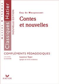 MAUPASSANT (DE) G. - CONTES ET NOUVELLES (FASCICULE PEDAGOGIQUE)
