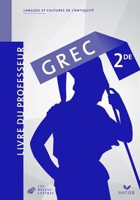 GREC 2DE ED. 2008 - LIVRE DU PROFESSEUR
