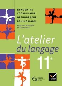 ATELIER DU LANGAGE 11E SUISSE 11