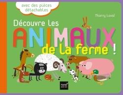 DECOUVRE LES ANIMAUX DE LA FERME !