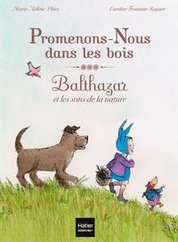 PROMENONS-NOUS DANS LES BOIS, BALTHAZAR ET LES SONS DE LA NATURE - PEDAGOGIE MONTESSORI