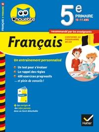 CHOUETTE 5E PRIMAIRE FRANCAIS BELGIQUE