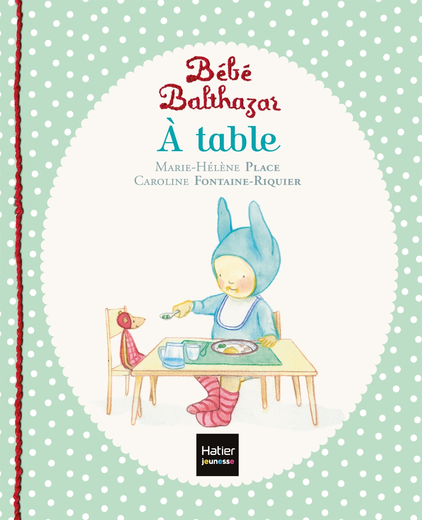 BEBE BALTHAZAR - A TABLE - PEDAGOGIE MONTESSORI 0/3 ANS
