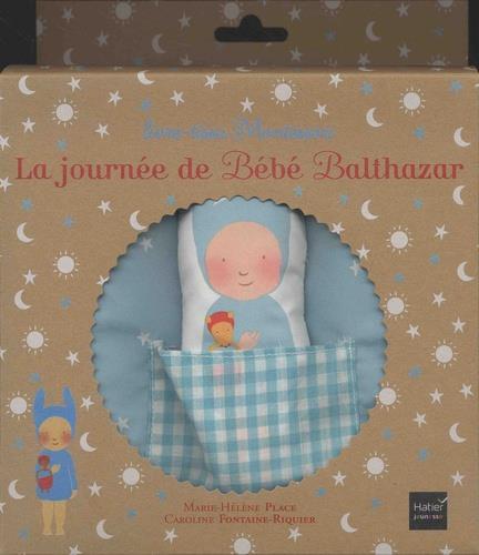 BEBE BALTHAZAR - LA JOURNEE DE BEBE BALTHAZAR - PEDAGOGIE MONTESSORI