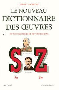 NOUVEAU DICTIONNAIRE DES OEUVRES - TOME 6