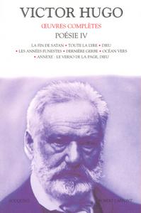 POESIE IV - BROCHE - NE - VOL04