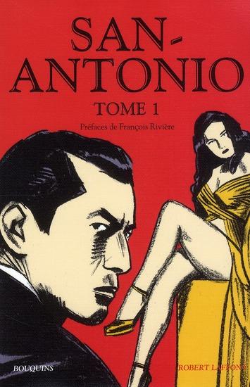 San-antonio - tome 1 - vol01