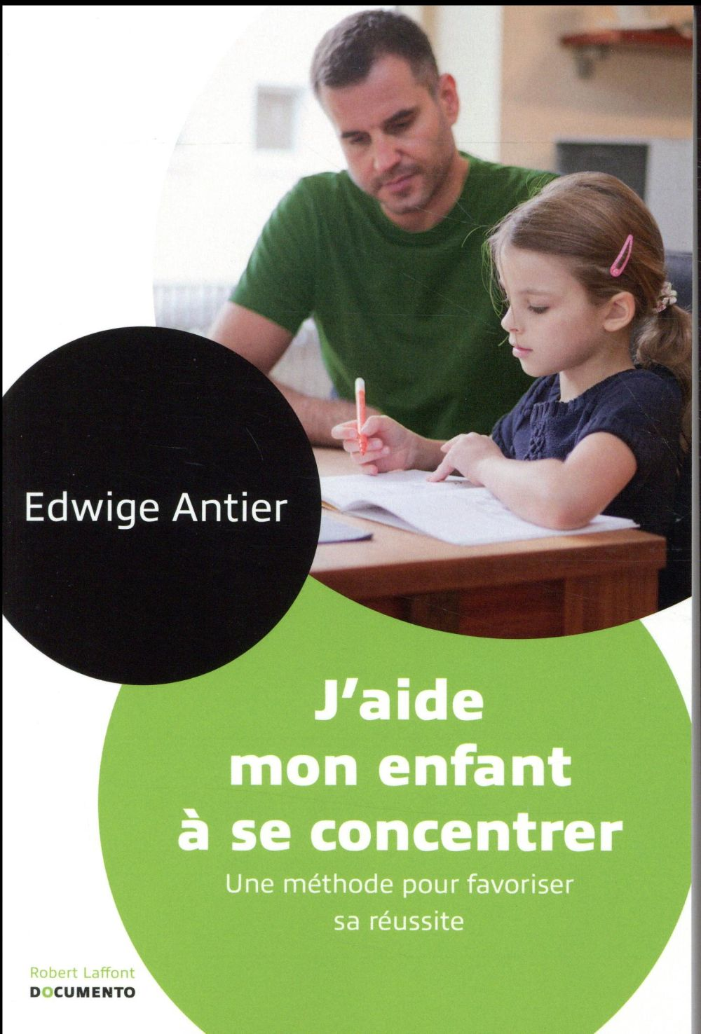 J'AIDE MON ENFANT A SE CONCENTRER - DOCUMENTO