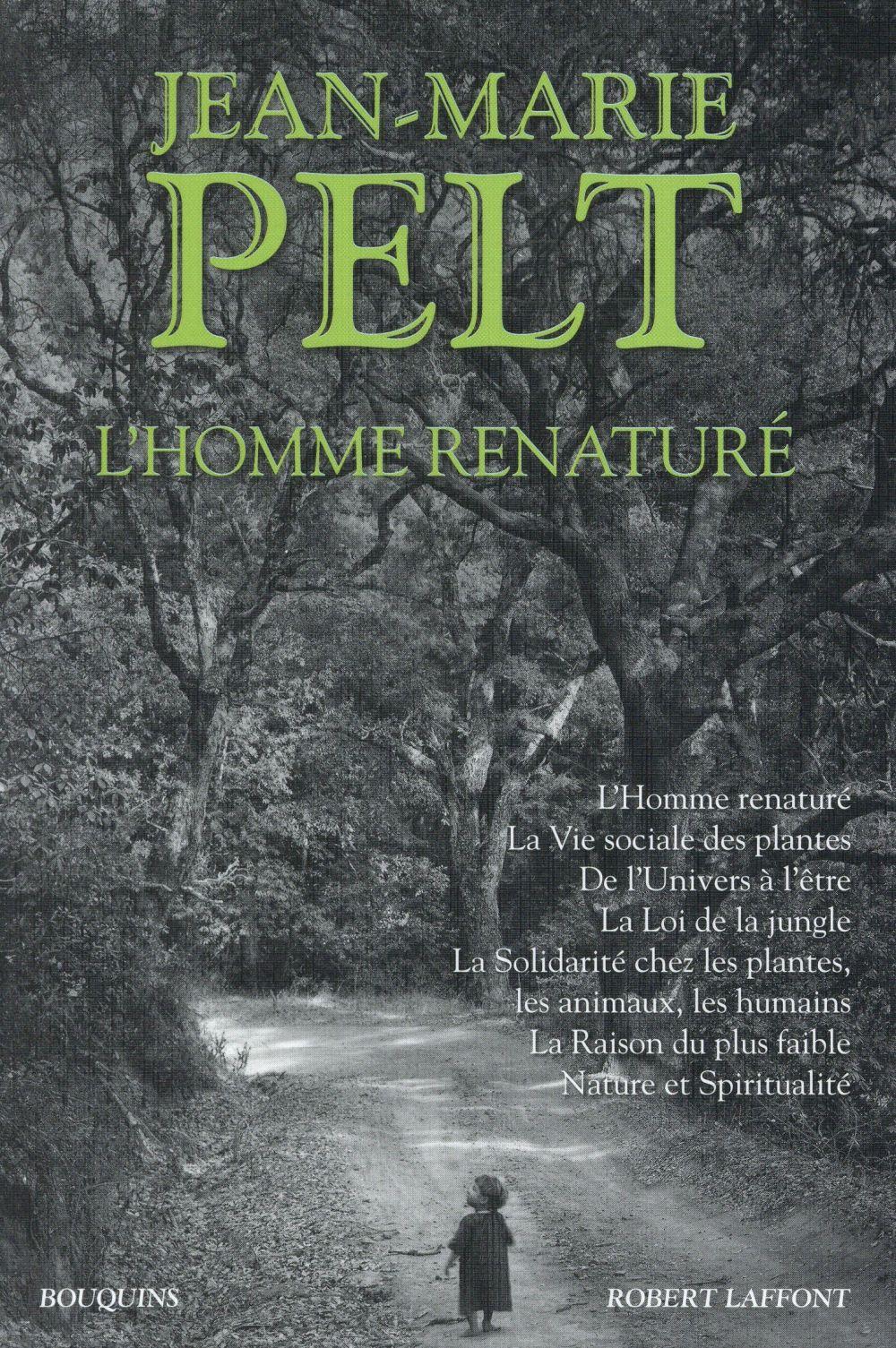 L'HOMME RENATURE
