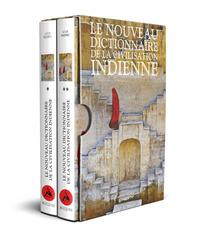 COFFRET LE NOUVEAU DICTIONNAIRE DE LA CIVILISATION INDIENNE