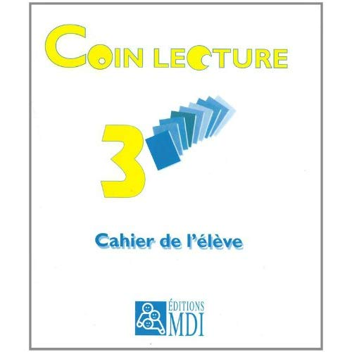 PACK 5EX CAHIER COIN LECTURE 3