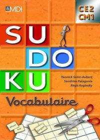 SUDOKU VOCABULAIRE CE2 / CM1