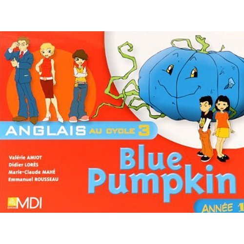 BLUE PUMPKIN ANGLAIS CYCLE 3 - MALLETTE