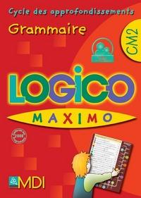 LOGICO MAXIMO GRAMMAIRE CM2