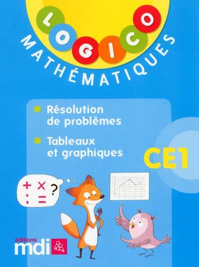 Logico mathematiques ce1 : problemes
