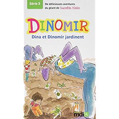 DINOMIR LE GEANT PACK DE 6 LIVRES