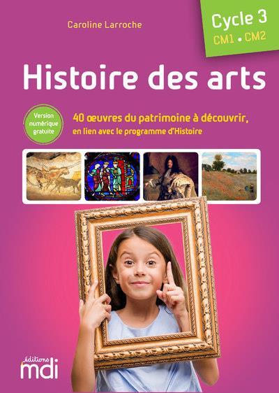 Mdi histoire des arts- fichier cm - 2020