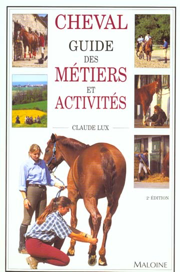 CHEVAL GUIDE DES METIERS
