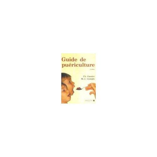 GASSIER,GUIDE DE PUERICULTURE