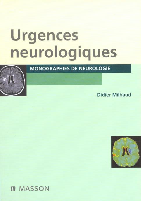 URGENCES NEUROLOGIQUES