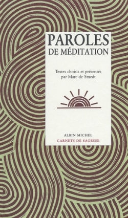 PAROLES DE MEDITATION