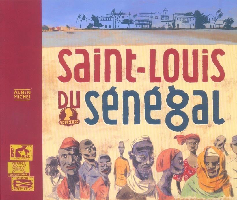 SAINT-LOUIS DU SENEGAL