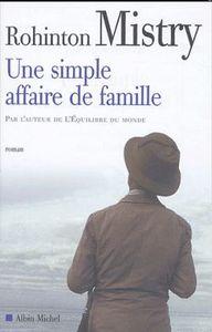 UNE SIMPLE AFFAIRE DE FAMILLE
