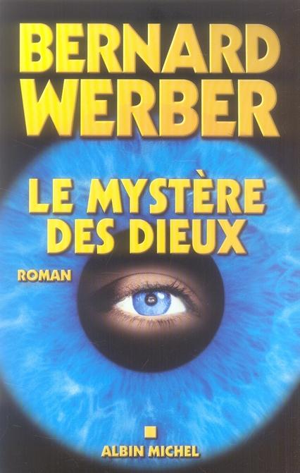LE MYSTERE DES DIEUX - CYCLE DES DIEUX - TOME 3