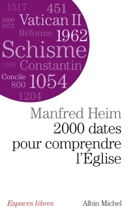 2000 DATES POUR COMPRENDRE L'EGLISE