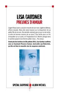 PREUVES D'AMOUR