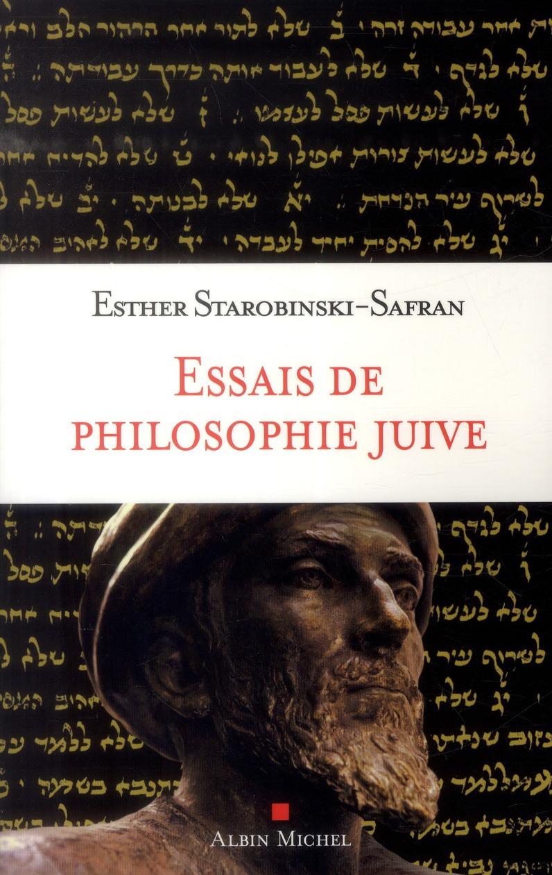 ESSAIS DE PHILOSOPHIE JUIVE