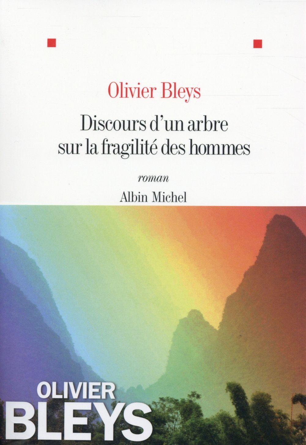 DISCOURS D'UN ARBRE SUR LA FRAGILITE DES HOMMES