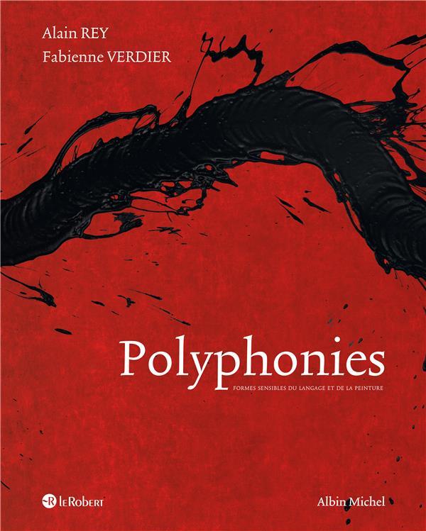 Polyphonies - formes sensibles du langage et de la peinture