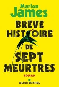 BREVE HISTOIRE DE SEPT MEURTRES
