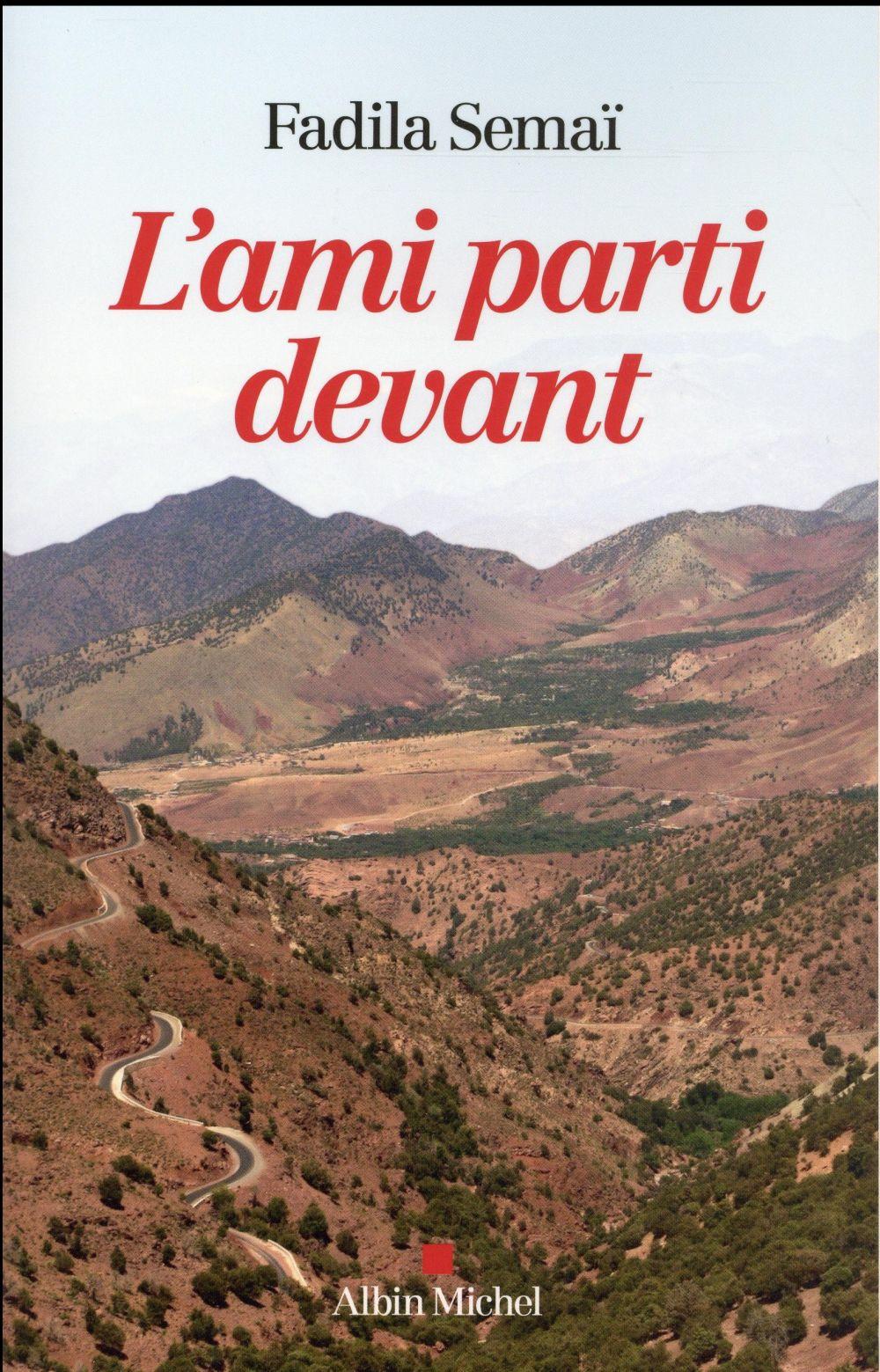 L'AMI PARTI DEVANT