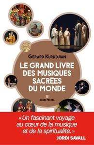 LE GRAND LIVRE DES MUSIQUES SACREES DU MONDE
