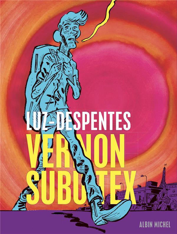 Vernon subutex (bd) - tome 1