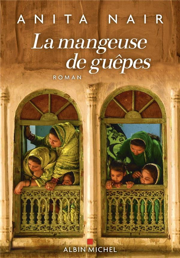 LA MANGEUSE DE GUEPES