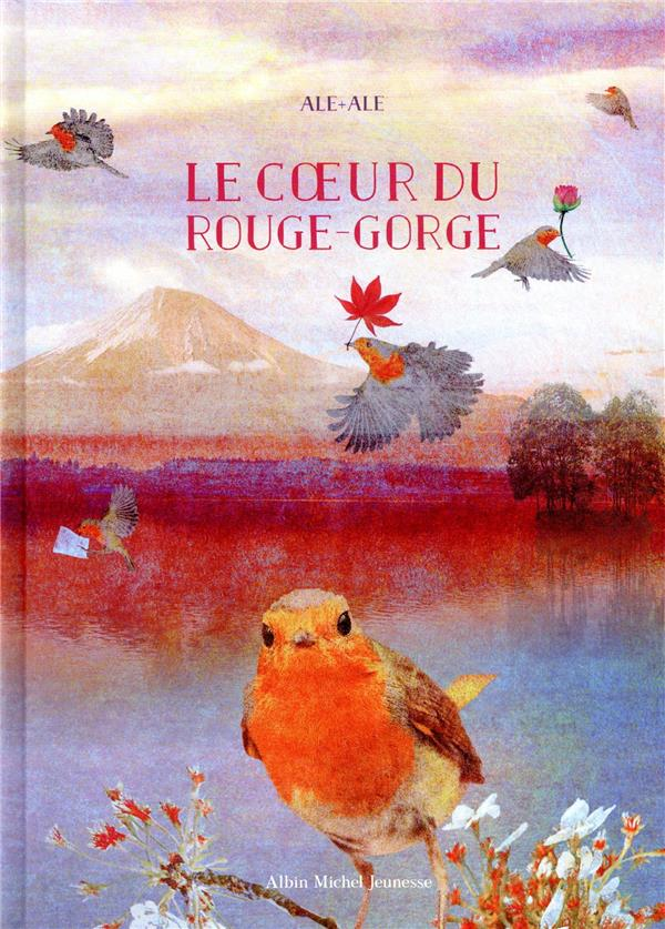 LE COEUR DU ROUGE-GORGE