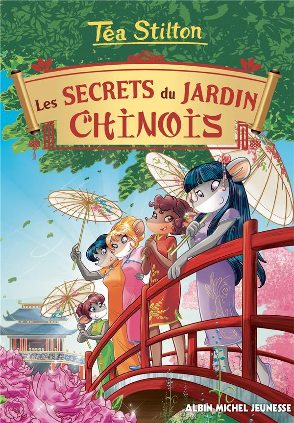 Les secrets du jardin chinois n  25