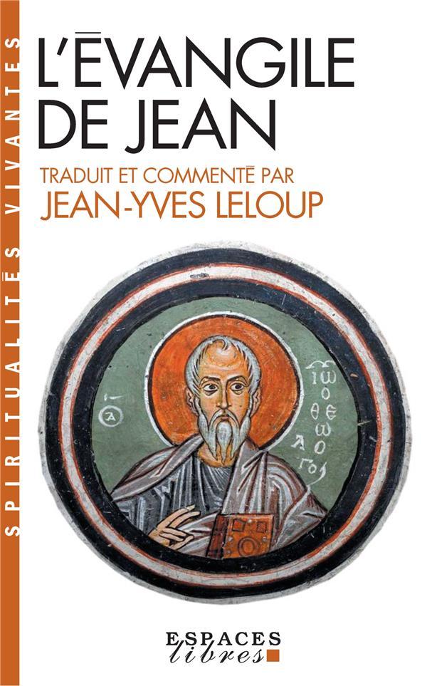 L'EVANGILE DE JEAN