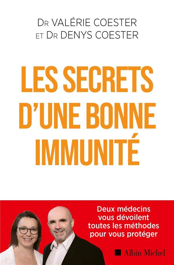 LES SECRETS D'UNE BONNE IMMUNITE
