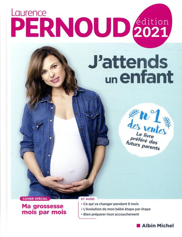 J'ATTENDS UN ENFANT - EDITION 2021