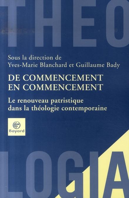 DE COMMENCEMENT EN COMMENCEMENT - LE