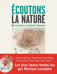 ECOUTONS LA NATURE